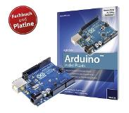Book Smart Projects: Arduino(TM) in der Praxis plus Original Arduino-Uno-Platine