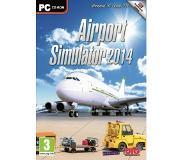 Pelit: Simulaattori - Airport Simulator 2014 (PC)