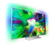 Philips 7800 series Ultraslanke 4K-TV powered by Android TV 65PUS7803/12