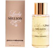 Paco Rabanne MULTI BUNDEL 3 stuks Paco Rabanne Lady Million Shower Gel 200ml