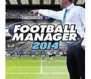 Pelit: Digital Bros - Football Manager 2014, PSP