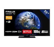 Finlux FL5031USWK 4K ultra HD Smart tv Zwart