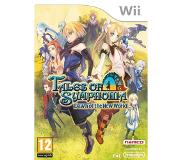 Games Namco Bandai Games - Tales of Symphonia: Dawn of the New World, Wii