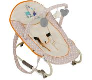 Hauck Wipstoel Bungee Deluxe animals Collectie 2014/2015 - Beige