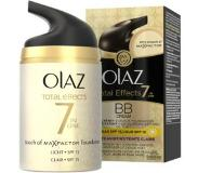 Olaz Total effects BB cream dagcreme lichte tint 50ml