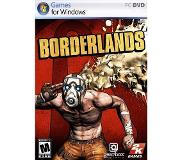 Games Take-Two Interactive - Borderlands PC video-game