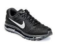 Nike Performance AIR MAX 2017 Hardloopschoenen demping black/white/anthracite 38