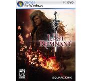 Seikkailu-Roolipeli (RPG): Square Enix - The Last Remnant, PC