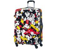 American tourister Disney Legends Spinner 75 Alfatwist mickey comics Harde Koffer