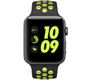 Apple Watch Nike+ 42mm Grey Aluminium with Black/Volt Sport Band