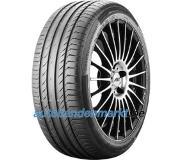 Continental SportContact 5 ( 205/50 R17 89V met velgrandbescherming )