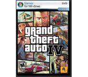 Games Take-Two Interactive - GTA IV, PC PC Engels video-game