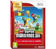 Actie & Avontuur Nintendo - New Super Mario Bros. Wii - Nintendo Selects (Wii)
