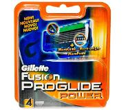 Gillette Fusion Proglide Power x4