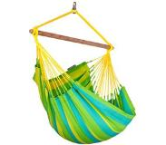LA SIESTA Basic hangstoel outdoor - Sonrisa Lime - LA SIESTA (SNC14-4)