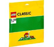 LEGO 10700 LEGO Classic Aluslevy, Vihreä