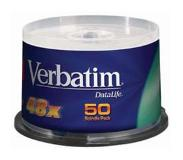 Verbatim CD-R Extra Protection CD-R 700MB 50stuk(s)