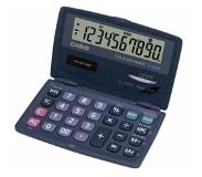 Casio SL-210TE calculator Pocket Basisrekenmachine Blauw