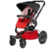 Quinny Buzz Xtra Multifunction/Combi stroller Single Zwart, Roze, Rood