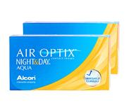 Air Optix Alcon Air Optix Night & Day Aqua -0,75