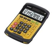 Casio WM-320MT calculator Pocket Display Black,Yellow