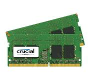 Crucial CT8G4DFS824A geheugenmodule 8 GB DDR4 2400 MHz