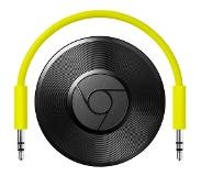 Google Chromecast Audio digital audio streamer Zwart Wi-Fi