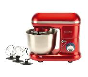 Bourgini Classic Kitchen Chef Red keukenmachine 22.5050