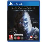 WB Games Middle-Earth: Shadow Of Mordor (Game Of The Year Edition) | PlayStation 4