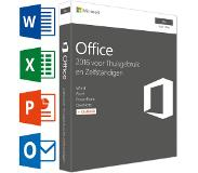 Microsoft Office Home & Business 2016 f/ Mac 1gebruiker(s) Frans