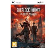 Games Sherlock Holmes - The devil's daughter (PC)