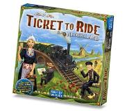 Days of wonder Ticket to Ride Nederland uitbreidingsset