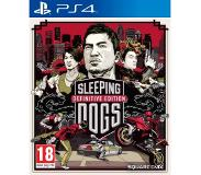 Games Toiminta - Sleeping Dogs Definitive Edition (Playstation 4)