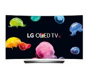 "LG OLED55C6V 55"" 4K Ultra HD 3D Smart TV Wi-Fi Zwart LED TV"