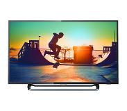 Philips 6000 series Ultraslanke 4K Smart LED-TV 55PUS6262/12 LED TV
