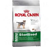 Royal Canin Shn Mini Sterilised - Hondenvoer - 8 kg