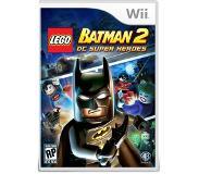 Games Warner Bros - LEGO Batman 2: DC Super Heroes, Nintendo Wii
