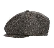 Brixton Brood Herringbone Flat Cap by Brixton