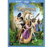 Tekenfilms Rapunzel (Blu-ray+Dvd Combopack) (BLURAY)
