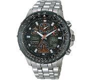 Citizen Horloges Ecodrive Citizen Radio Controlled JY0080-62E Horloge Skyhawk titanium