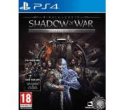 Micromedia Shadow of war (Silver edition) (PS4)