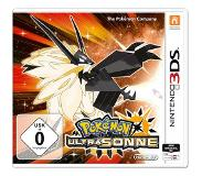 Games Nintendo - 3DS Pokemon Ultra Sun Fan-Edition