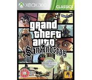 Rockstar Games Grand Theft Auto San Andreas (GTA)