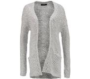 Vero moda VMNO NAME Vest light grey melange 34