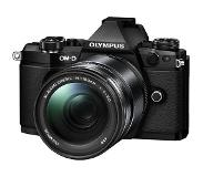 Olympus E-M5 Mark II Zwart - body + 14-150 II