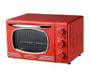 Ricatech Retro PIZZA OVEN 300x276x235 1300W