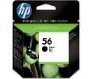 HP 56 originele zwarte inktcartridge