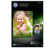 HP Everyday glanzend fotopapier, 100 vel, 10 x 15 cm