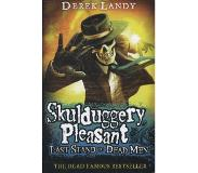 book Skulduggery Pleasant 08. Last Stand of Dead Men