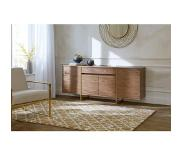 Guido Maria Kretschmer Home & Living GMK Home & Living dressoir »Culemeyer« in een trendy design, breedte 180 cm